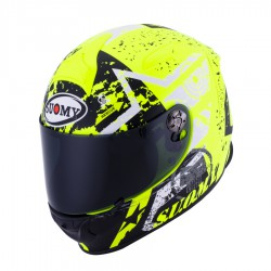 Casco SUOMY SR SPORT STARS YELLOW