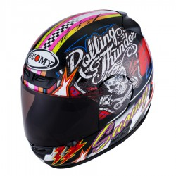 Casco SUOMY APEX ROLLING THUNDER