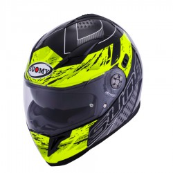 Casco SUOMY HALO DRIFT Amarillo