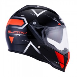 Casco SUOMY MX TOURER ROAD Orange
