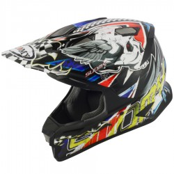 Casco SUOMY ALPHA SKULL