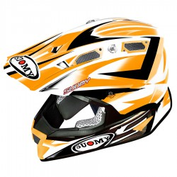 Casco cross SUOMY ALPHA BIKE