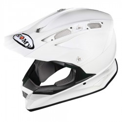 Casco SUOMY ALPHA Blanco