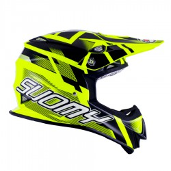 Casco SUOMY MR. JUMP SPECIAL FLUO BLACK