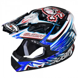 Casco SUOMY RUMBLE ECLIPSE