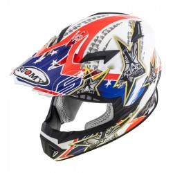 Casco SUOMY RUMBLE TEX