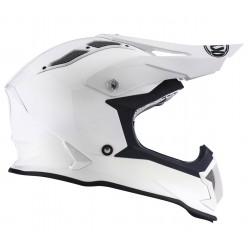 Casco KYT STRIKE EAGLE Blanco