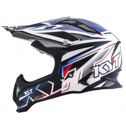 Casco KYT STRIKE EAGLE Stripe