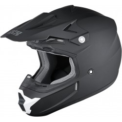 Casco cross IXS HX 261