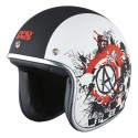 Casco retro IXS HX 89 SOUND