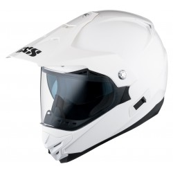 Casco enduro IXS HX 207 Blanco