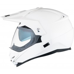 Casco enduro IXS HX 207 Blanco