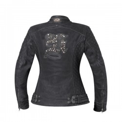 Chaqueta piel lady HELD ASPHALT QUEEN