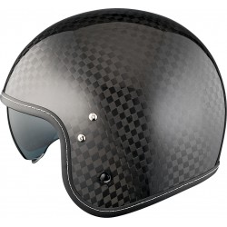 Casco custom IXS HX 70 CARBON