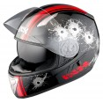 Casco IXS HX 1000 SHOOT integral con visor solar