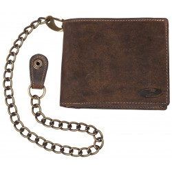 Cartera con cadena HELD marron