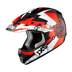 Casco cross IXS HX 278 TIGER infantil
