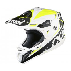 Casco off road IXS HX 179 FLASH