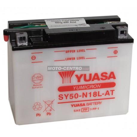 BATERÍA YUASA SY50-N18L-AT