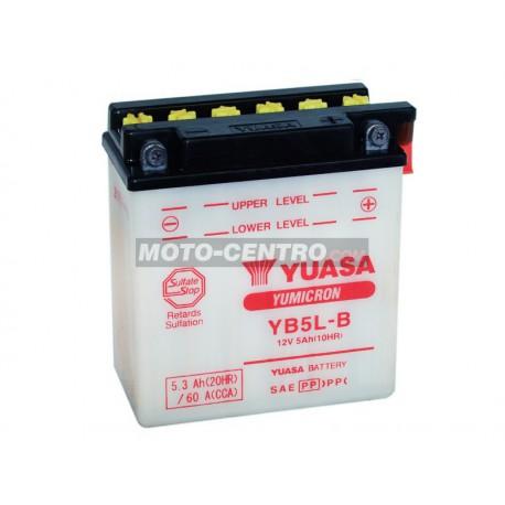 BATERÍA YUASA YB5L-B