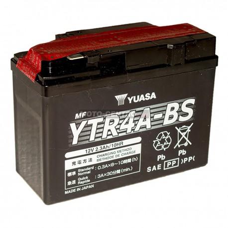 BATERÍA YUASA YTR4A-BS