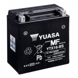 BATERÍA YUASA YTX16-BS