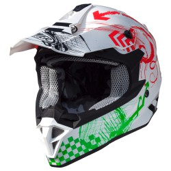 Casco cross PREMIER EXIGE RX8