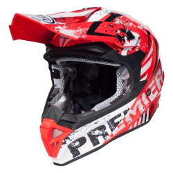 Casco moto-cross PREMIER EXIGE ZX2