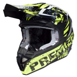 Casco PREMIER EXIGE ZXY cross