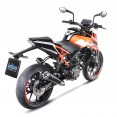 Silencioso LEOVINCE 15116 GP ONE KTM DUKE 125