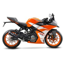 Silencioso LEOVINCE GP ONE KTM RC 125