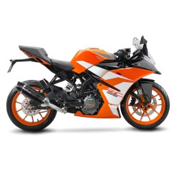 Escape LEOVINCE LV ONE EVO carbono KTM RC 125