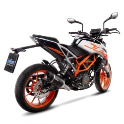 Escape racing LEOVINCE LV PRO carbono KTM DUKE 390