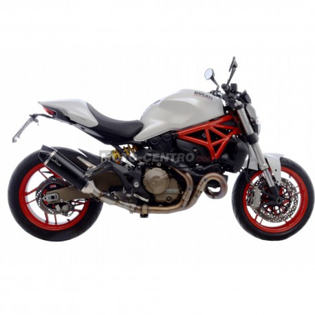 Escape DUCATI MONSTER 821 LEOVINCE LV ONE EVO CARBONO