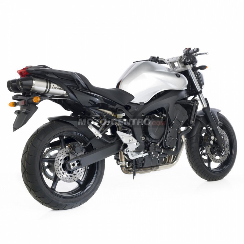 escapes leovince lv one evo yamaha fz6 s2 moto centro. Black Bedroom Furniture Sets. Home Design Ideas