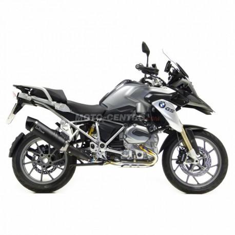 Escape BMW R 1200GS LC LEOVINCE LV ONE EVO Carbono