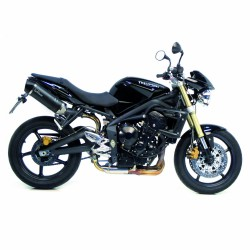 Escapes LEOVINCE LV ONE EVO CARBONO TRIUMPH STREET TRIPLE 675