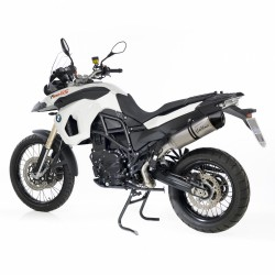 Escape BMW F 650GS LEOVINCE LV ONE EVO inox
