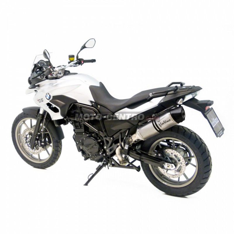 escape leovince lv one evo bmw f700 gs moto centro. Black Bedroom Furniture Sets. Home Design Ideas