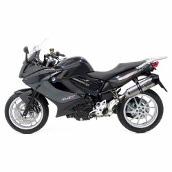 Escape BMW F 800GT LEOVINCE LV ONE EVO inox