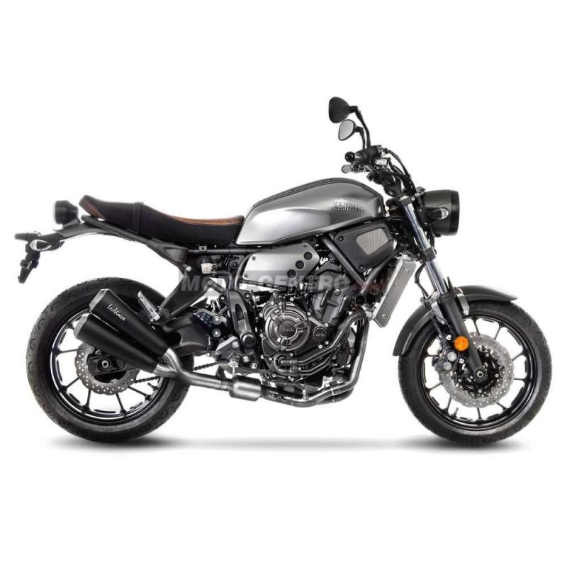 escape leovince gp duals yamaha xsr 700 moto centro. Black Bedroom Furniture Sets. Home Design Ideas