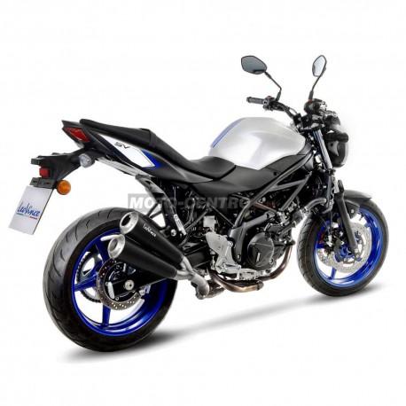 silenciador leovince suzuki sv 650 2016 2017 gp duals moto centro. Black Bedroom Furniture Sets. Home Design Ideas