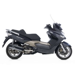 Escape LEOVINCE GRANTURISMO black KYMCO XCITING 500