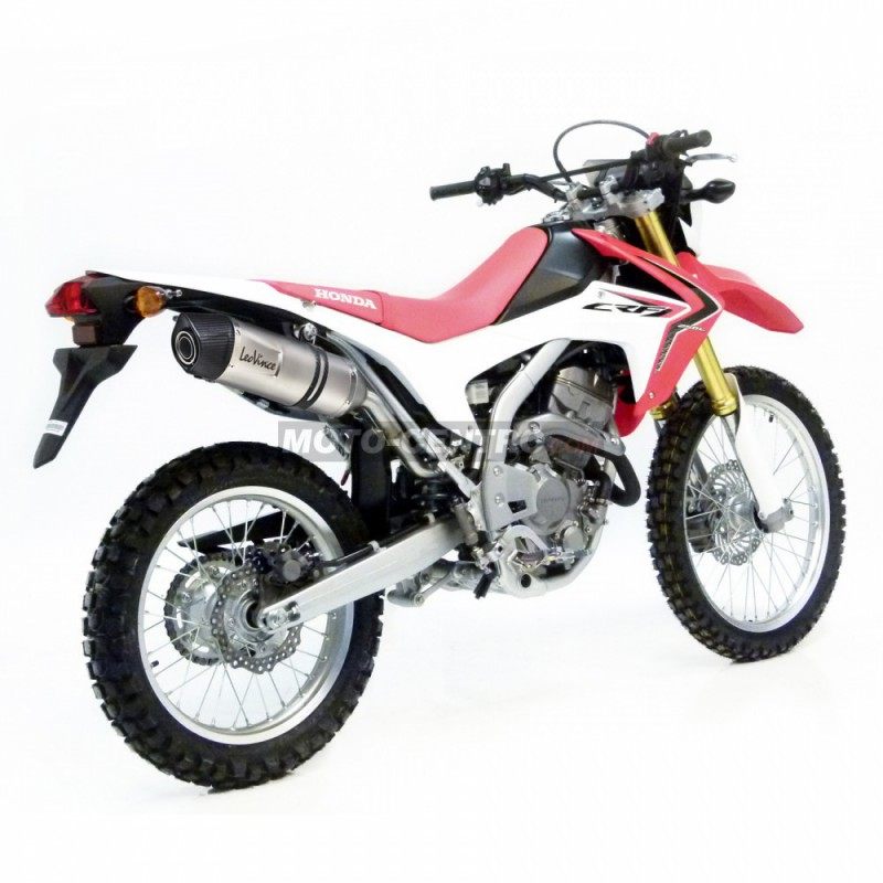 silencioso leovince lv one evo honda crf 250l 2012 2013. Black Bedroom Furniture Sets. Home Design Ideas