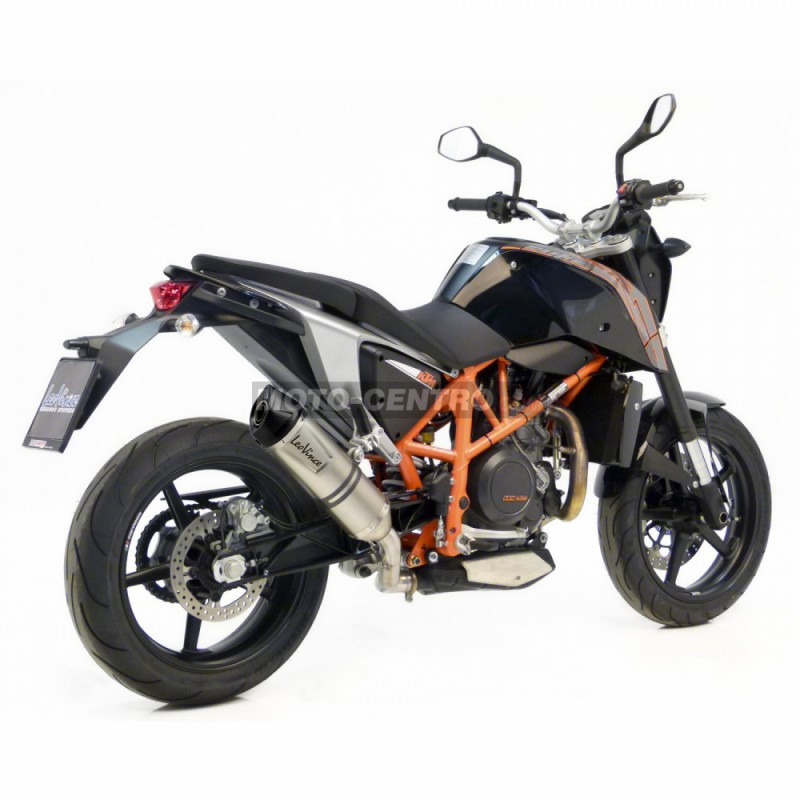 silenciador leovince lv one evo ktm 690 duke 2012 2015. Black Bedroom Furniture Sets. Home Design Ideas