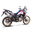 Escape LEOVINCE LV ONE EVO HONDA CRF 1000L AFRICA TWIN