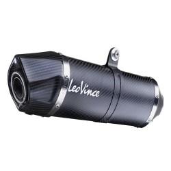 Silenciador HONDA NC 750 LEOVINCE LV ONE EVO CARBONO