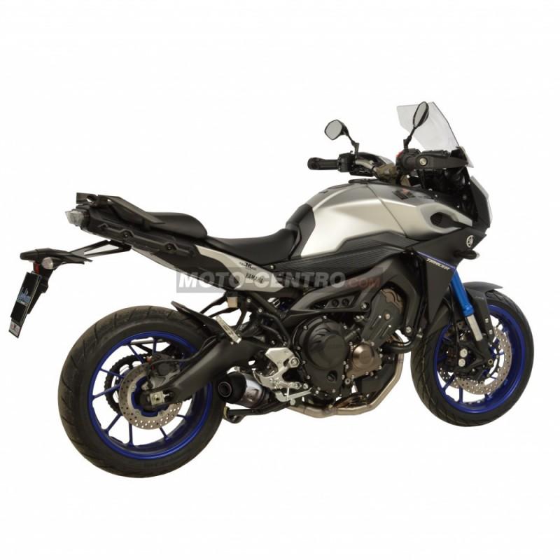 escape leovince lv one evo yamaha mt 09 tracer moto centro. Black Bedroom Furniture Sets. Home Design Ideas