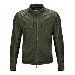 Cazadora BELSTAFF X MAN RACING BRITISH RACING GREEN