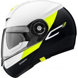 Casco convertible SCHUBERTH C3 PRO GRAVITY Amarillo